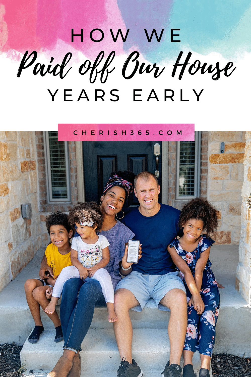 We Just Paid Off Our House! This is How We Reached Our Big Goal