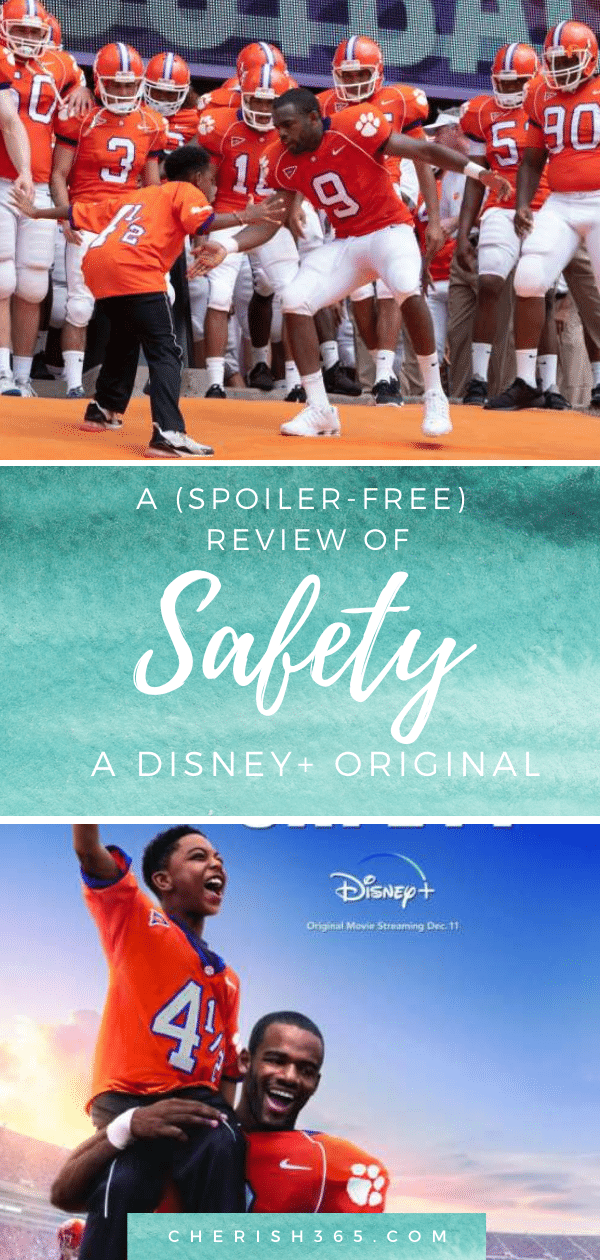 Will Kids Like Safety: A New Disney Plus Original? Here\'s a Kids Review