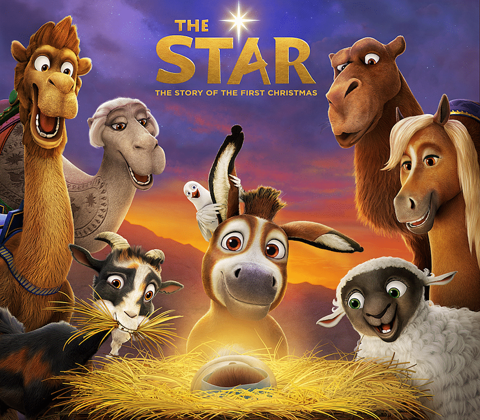 holiday family movies - The Star