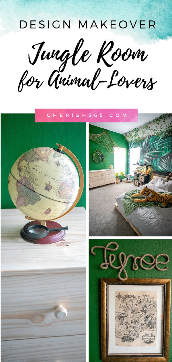 Revealing the Perfect Jungle Room for my Animal-Loving Son