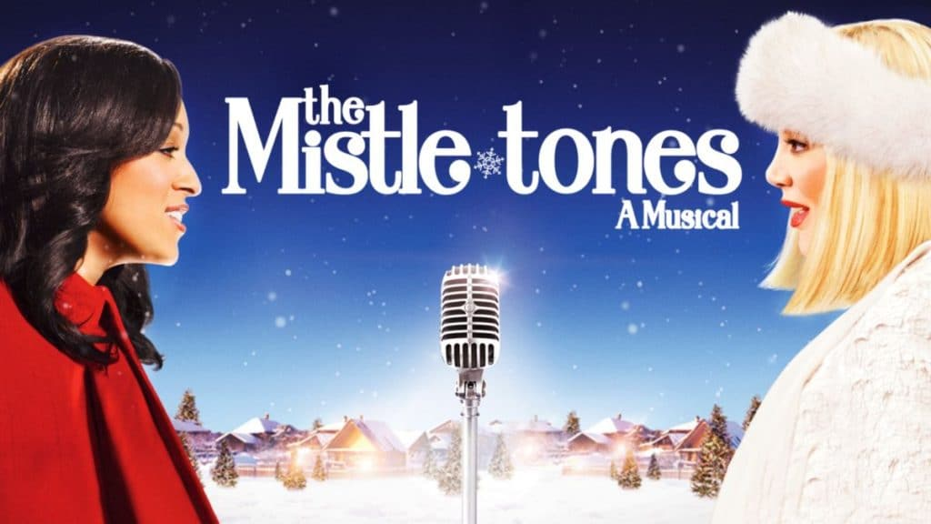 holiday family movies - The Mistle-Tones