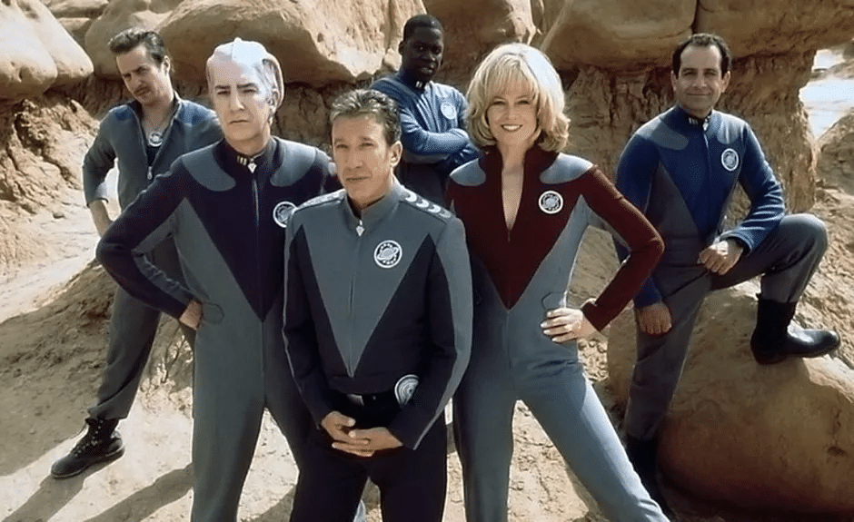 Galaxy Quest - ultimate 90s movies checklist