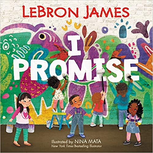 I promise in a list of diversity and inclusion books for kids.