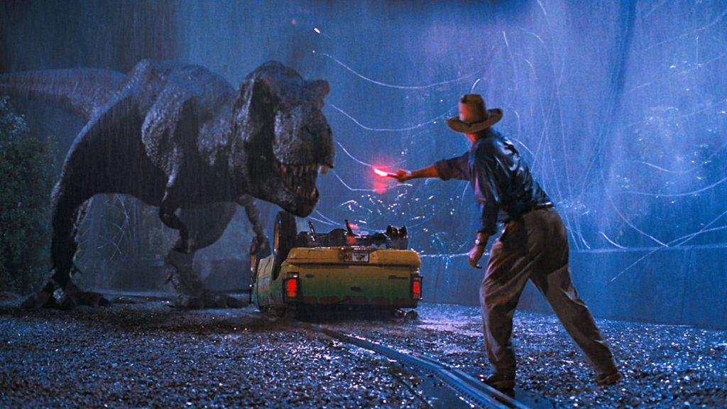 Jurassic Park - Ultimate 90s movie checklist