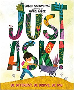 When it comes to diversity and inclusion books there's more than just race. Just Ask is a beautiful children's book.
