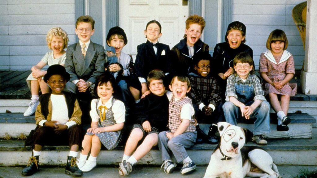 Little Rascals - Ultimate 90s movie checklist