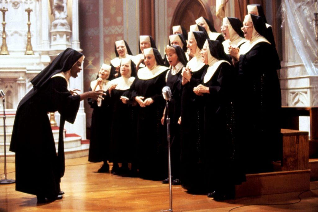 Sister Act - ultimate 90s movie checklist