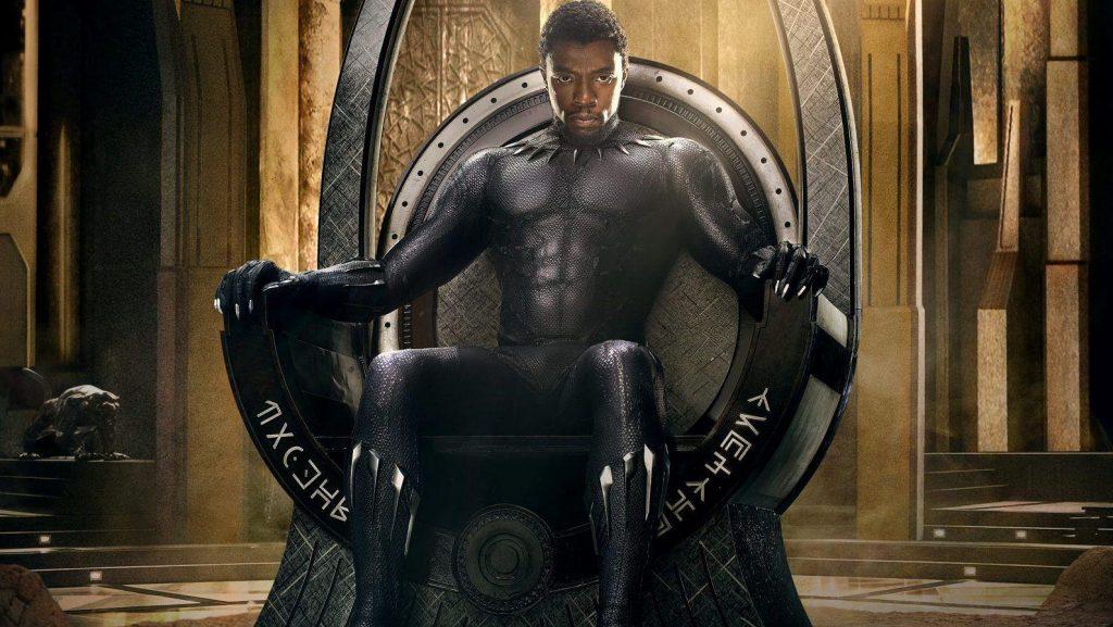 black panther marvel movie list