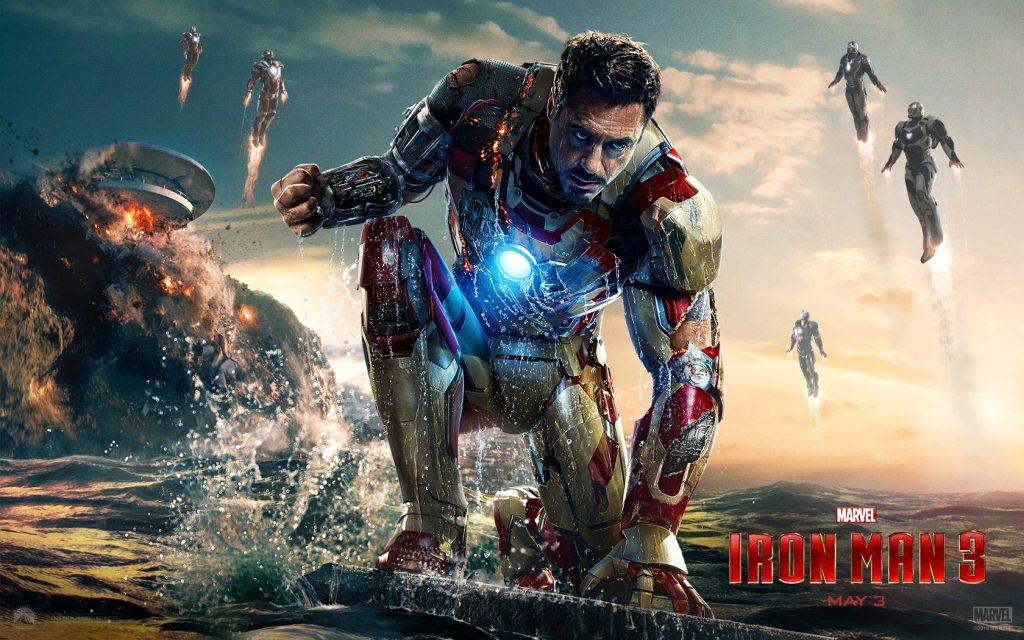 iron man 3 marvel checklist