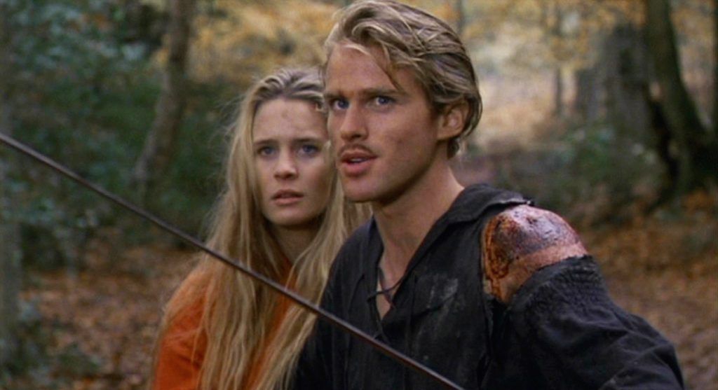 A scene from The Princess Bride a Valentine's date night movie checklist idea