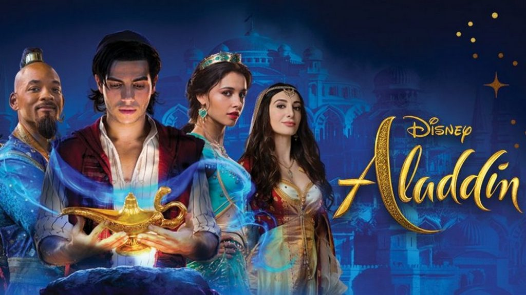 Asian, Asian American, and Pacific Islander Movies - Aladdin