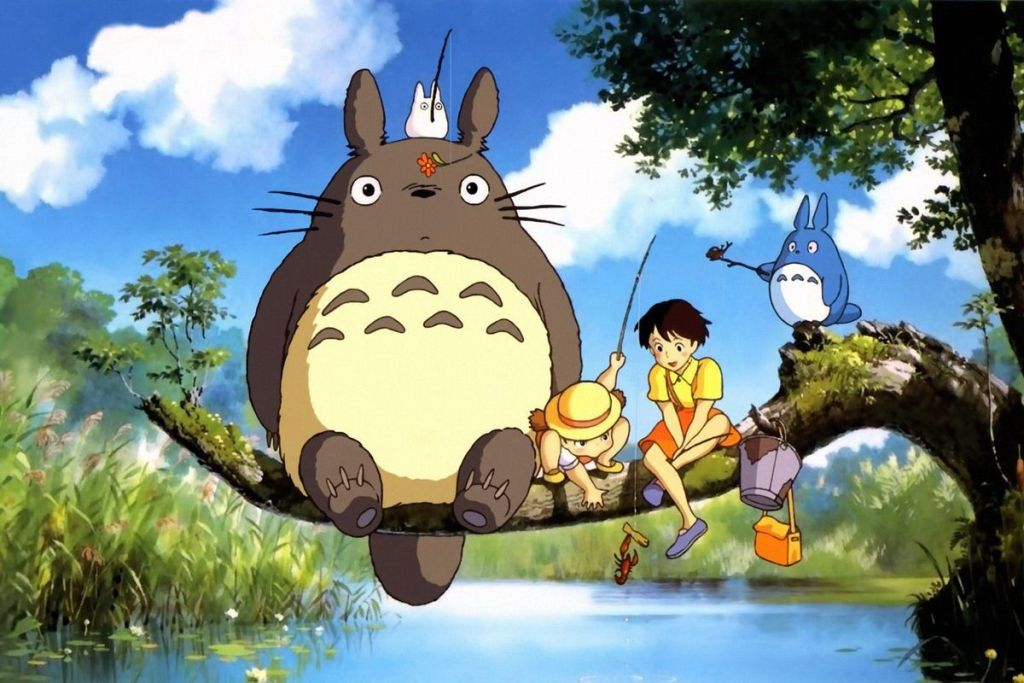 Asian, Asian American, and Pacific Islander Movies - Totoro