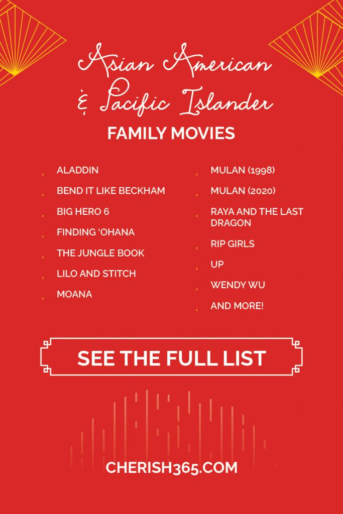 ASIAN AMERICAN, AND PACIFIC ISLANDER MOVIES
