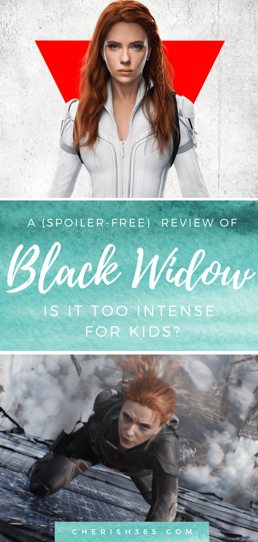 Is Black Widow Too Scary for Kids? An Honest Review