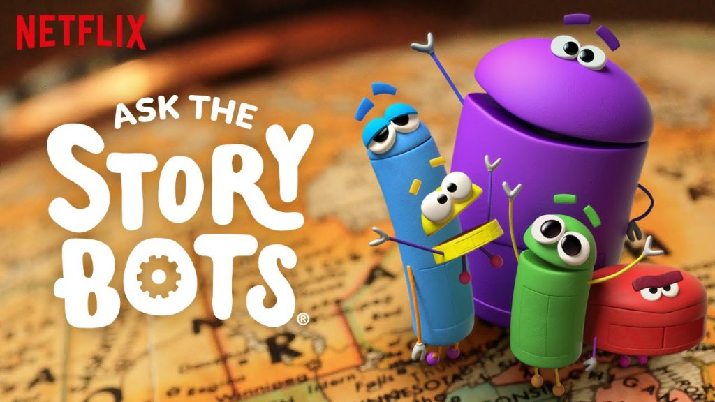 Ask the Storybots Youtube Trailer - Educational Shows for Kids