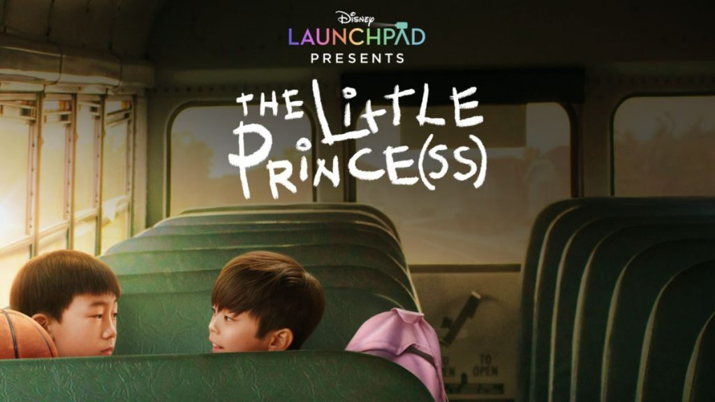 Little Prince(ss) - LGBTQ+ Pride Movies and TV Shows for Littles - Kids Under 10