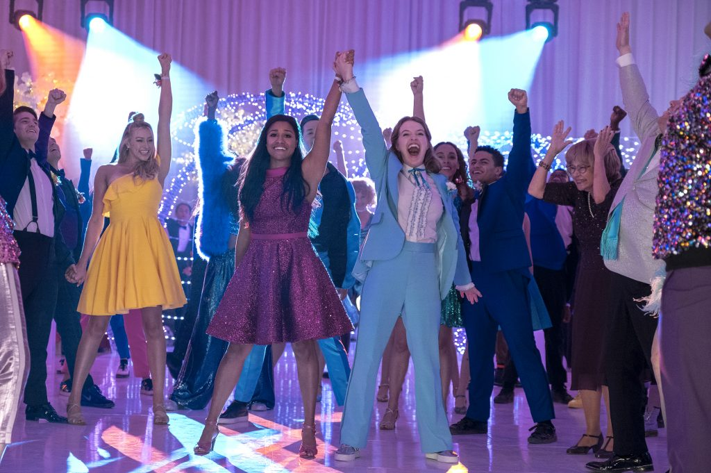 The Prom  -  - LGBTQ+ Pride Movies and TV Shows