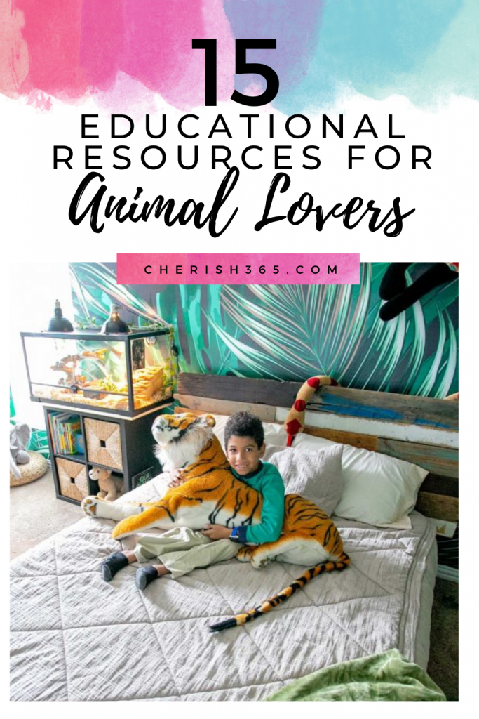 15 insightful and fun resources for the animal-loving child (and their parents).