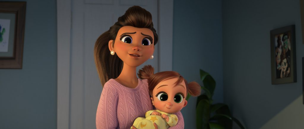 Boss baby 2 mom and baby