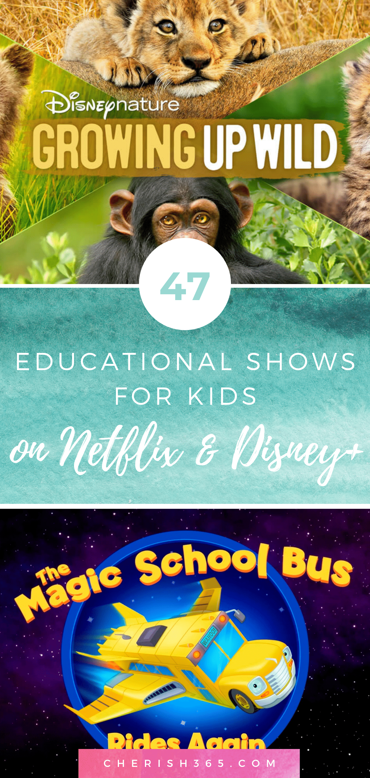 47 Educational Shows Your Kids Will Love Over Summer Break
