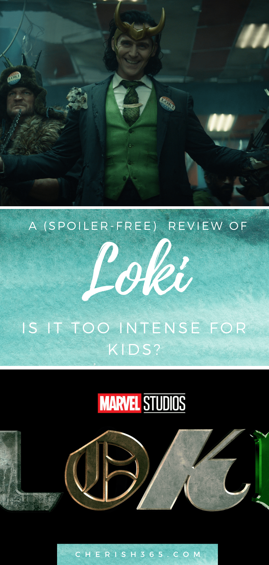 Is Loki too Scary for Kids? A Review of the New Disney+ Show
