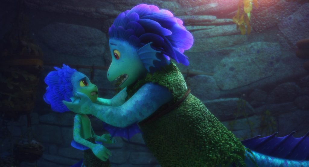 Is luca scary for kids A pixar review