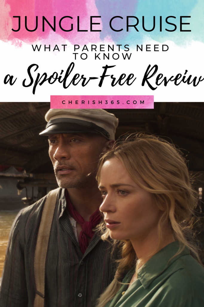 Think Jungle Cruise is just another action movie? Think again! A spoiler-free Jungle Cruise review for the whole family.