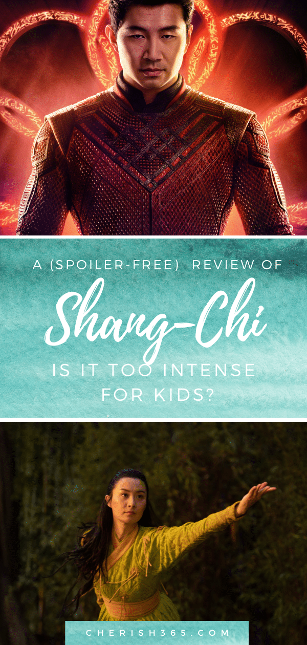 Is \'Shang-Chi\' Scary for Kids? An Honest Review