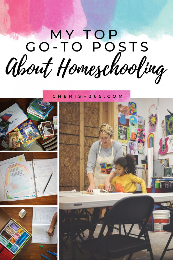 Posts About Homeschooling