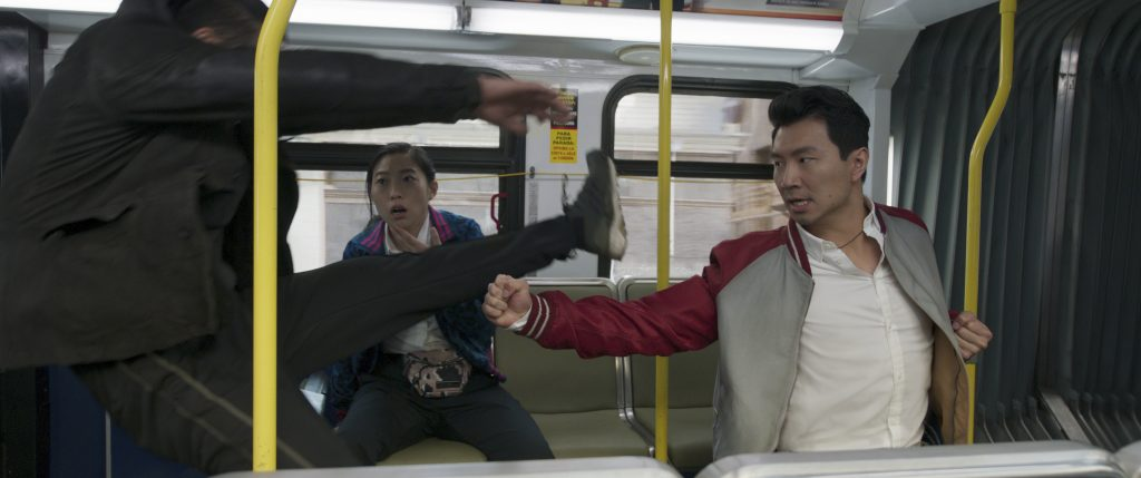 Shang-chi review from a kids perspective