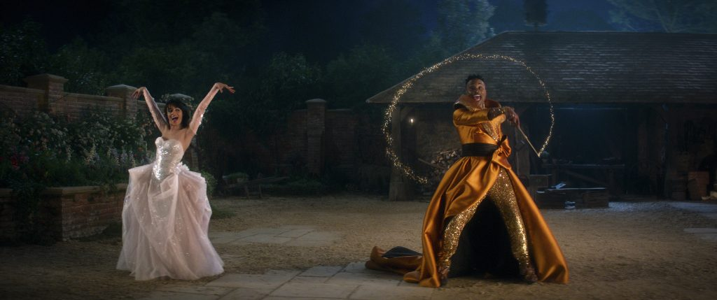 Cinderella fabulous godmother movie review