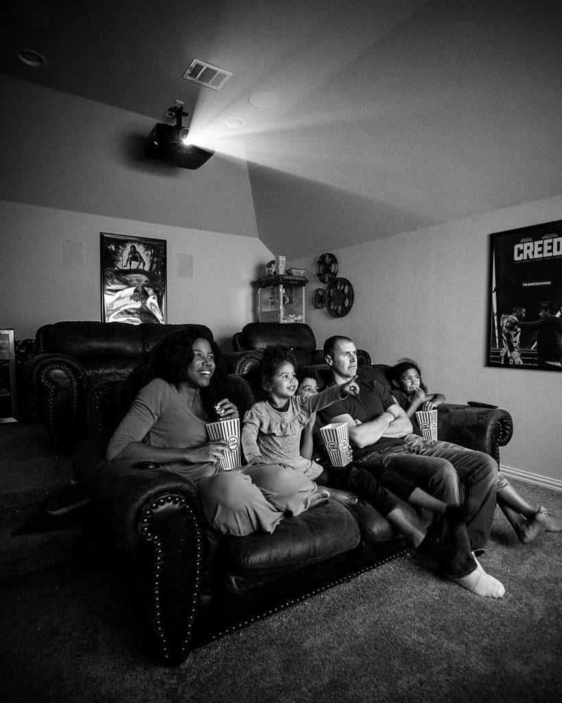 Family Movie Night Ideas - Memories