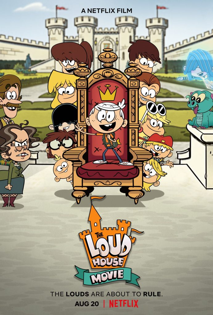 The Loud House Movie review