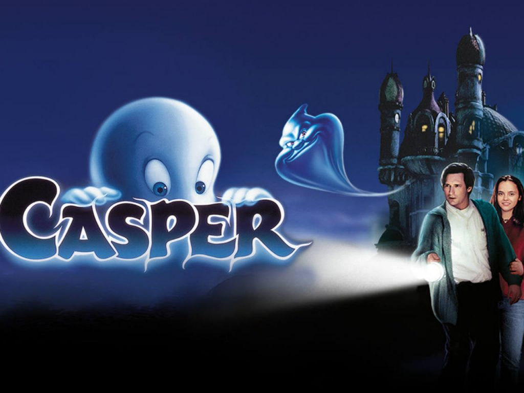 Casper - Family Halloween Movies